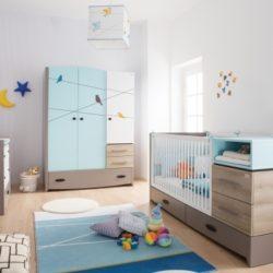 детская Blue Birdy  Baby фабрика Newjoy