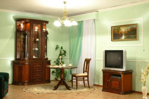 гостиная Екатерина фабрика Сомовская