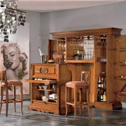 гостиная Montalcino бар фабрика Bakokko