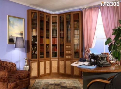 кабинет Марракеш библиотека - Кабинет