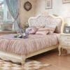 Кровать 120*200 без изножья (изголовье - ткань)