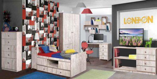Лондон 2 фабрика КМК мебель