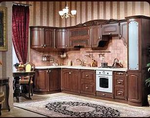 Марлен угловая - Кухни
