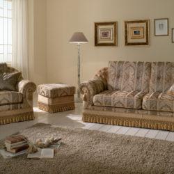 мягкая мебель OXFORD фабрика CIS Salotti