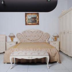 Спальный гарнитур Анжелина фабрика Топ Мебель