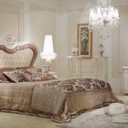 Спальный гарнитур Farances white фабрика Farances