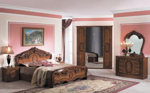 Спальный гарнитур Флоренция - Спальни