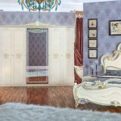 Спальный гарнитур Грация фабрика Евразия