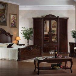 Спальный гарнитур Марокко фабрика Юг-Мебель
