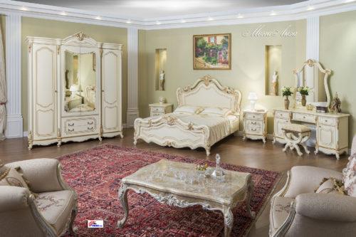 Спальный гарнитур Мона Лиза фабрика Юг-Мебель