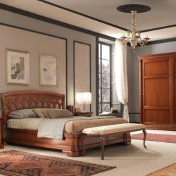 Спальный гарнитур Palazzo Ducale ciliegio фабрика Prama