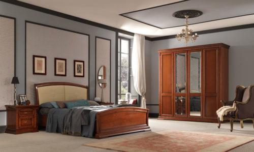 Спальный гарнитур Palazzo Ducale ciliegio - Спальни