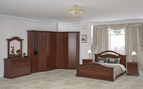 Спальный гарнитур Палермо - Спальни