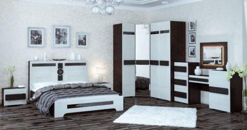 Спальный гарнитур Престиж фабрика Мэри