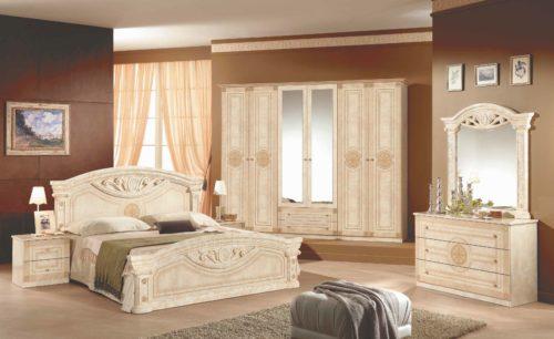 Спальный гарнитур Рома фабрика Диа-Мебель