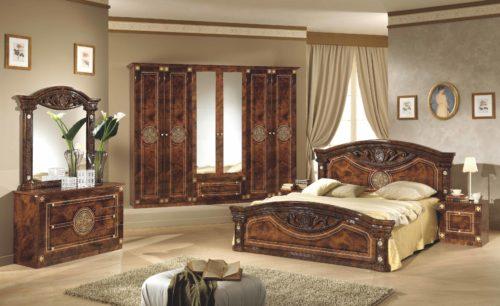 Спальный гарнитур Рома - Спальни