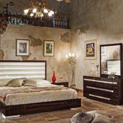 Спальный гарнитур Romano ebony фабрика MobiLificio