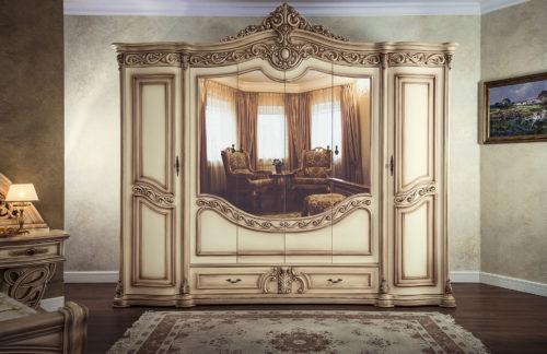 Спальный гарнитур Шах фабрика Юг-Мебель