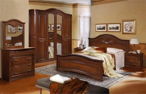 Спальный гарнитур Сорренто - Спальни