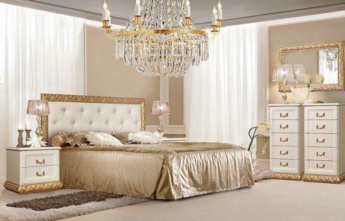 Спальный гарнитур Тиффани фабрика Ярцево