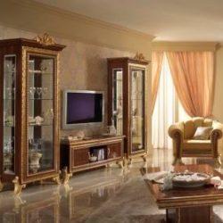 витрина Giotto фабрика Arredo Classic