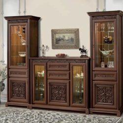 витрина Тоскана фабрика Топ Мебель